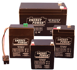 Energy Power SLA Batteries